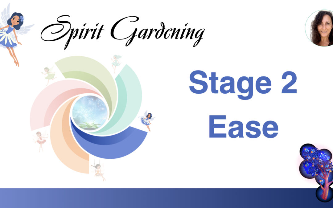 """[Stage 2] How do you """"be ease""""?"""