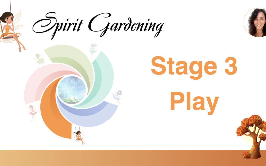 [Stage 3] The secret that makes gardening fun